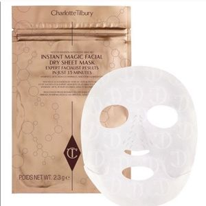 Charlotte Tilbury instant magic dry sheet mask
